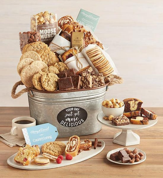 Harry & David Coffee and Bakery Gift Basket
